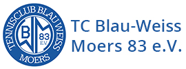 TC Blau-Weiss Moers Logo