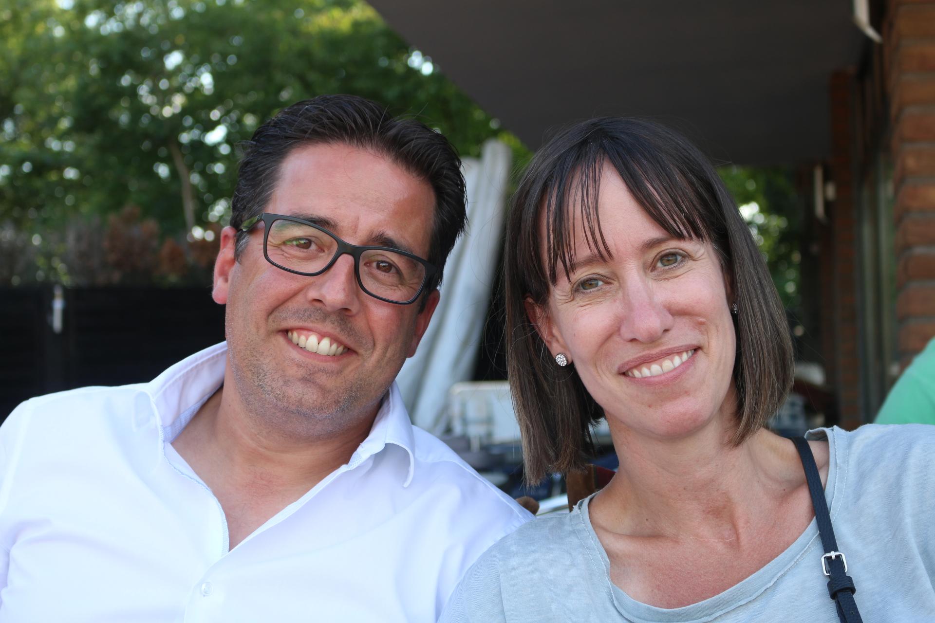 Andrea Kothe-Heugel & Philipp Heugel